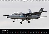 Militärflugzeuge 2019 (Wandkalender 2019 DIN A4 quer) - Produktdetailbild 2
