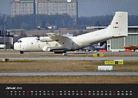 Militärflugzeuge der besonderen Art (Wandkalender 2019 DIN A2 quer) - Produktdetailbild 1