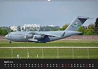 Militärflugzeuge der besonderen Art (Wandkalender 2019 DIN A2 quer) - Produktdetailbild 4