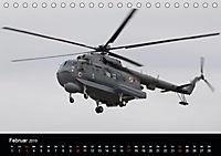 Militärhubschrauber (Tischkalender 2019 DIN A5 quer) - Produktdetailbild 2