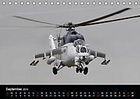 Militärhubschrauber (Tischkalender 2019 DIN A5 quer) - Produktdetailbild 9