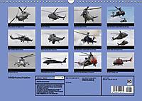 Militärhubschrauber (Wandkalender 2018 DIN A3 quer) Dieser erfolgreiche Kalender wurde dieses Jahr mit gleichen Bildern - Produktdetailbild 13