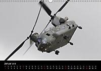 Militärhubschrauber (Wandkalender 2018 DIN A3 quer) Dieser erfolgreiche Kalender wurde dieses Jahr mit gleichen Bildern - Produktdetailbild 1