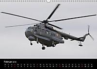 Militärhubschrauber (Wandkalender 2018 DIN A3 quer) Dieser erfolgreiche Kalender wurde dieses Jahr mit gleichen Bildern - Produktdetailbild 2