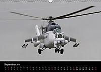 Militärhubschrauber (Wandkalender 2018 DIN A3 quer) Dieser erfolgreiche Kalender wurde dieses Jahr mit gleichen Bildern - Produktdetailbild 9
