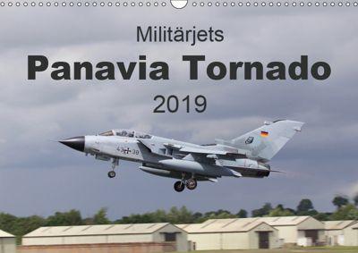 Militärjets Panavia Tornado (Wandkalender 2019 DIN A3 quer), MUC-Spotter