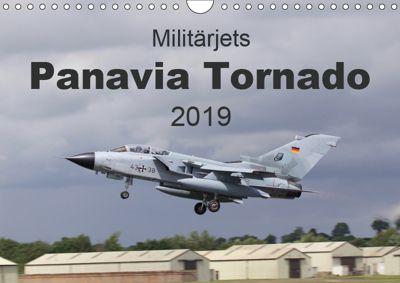 Militärjets Panavia Tornado (Wandkalender 2019 DIN A4 quer), MUC-Spotter