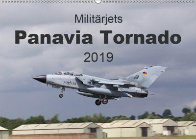 Militärjets Panavia Tornado (Wandkalender 2019 DIN A2 quer), MUC-Spotter