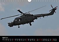 Military Aircraft (Wall Calendar 2019 DIN A4 Landscape) - Produktdetailbild 4