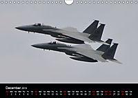 Military Aircraft (Wall Calendar 2019 DIN A4 Landscape) - Produktdetailbild 12