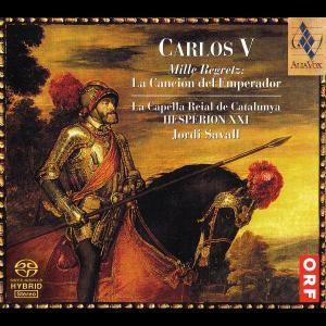 Mille Regretz: La Canción del Emperador, Savall, La Capella Reial De Catalunya