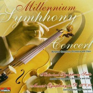 Millenium Symphony Concert, Ivy Shi, Bangkok SO & Choir