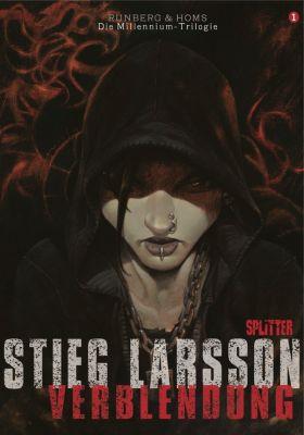 Millennium 01: Verblendung Buch 1, Stieg Larsson, Sylvain Runberg