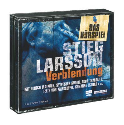 Millennium Band 1: Verblendung (3 Audio-CDs), Stieg Larsson