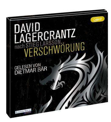 Millennium Band 4: Verschwörung (2 Audio-CDs), David Lagercrantz