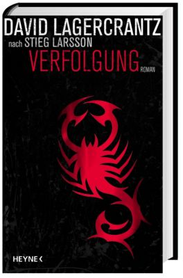 Millennium Band 5: Verfolgung, David Lagercrantz