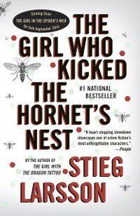 Millennium Series: Girl Who Kicked the Hornet's Nest, Stieg Larsson