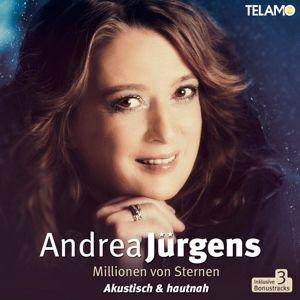 Millionen von Sternen (Akustisch & hautnah), Andrea Jürgens