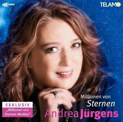 Millionen von Sternen (Exklusive Edition), Andrea Jürgens