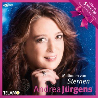 Millionen von Sternen (Geschenk Edition), Andrea Jürgens