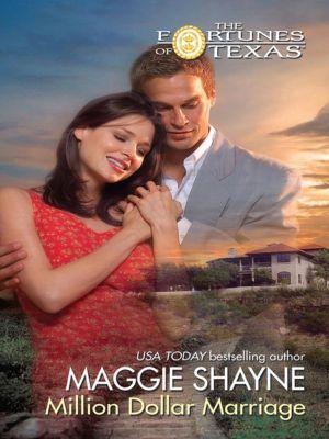 Mills & Boon: Million Dollar Marriage (Mills & Boon M&B), Maggie Shayne
