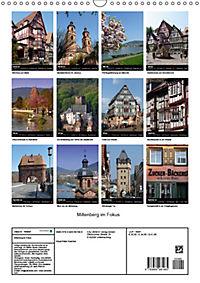 Miltenberg im Fokus (Wandkalender 2019 DIN A3 hoch) - Produktdetailbild 13