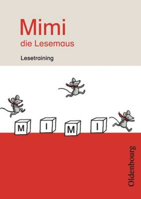 Mimi, die Lesemaus, Ausgabe E: Lesetraining