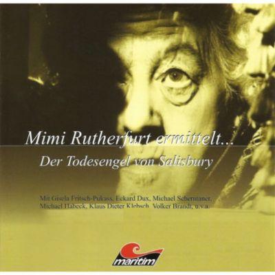 Mimi Rutherfurt, Mimi Rutherfurt ermittelt...: Mimi Rutherfurt, Mimi Rutherfurt ermittelt..., Folge 1: Der Todesengel von Salisbury, Gabriele Brinkmann