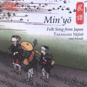 Min Yo Folk Songs From Japan, Yujiro, Yukiji, Chieko