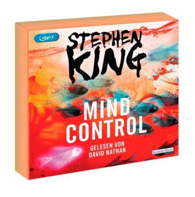 Mind Control, 2 MP3-CDs - Stephen King |