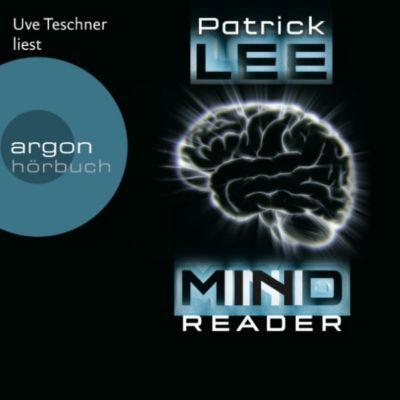 Mindreader (Ungekürzte Lesung), Patrick Lee