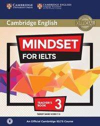 Mindset for IELTS 3 - Teacher's Book with downloadable class audio