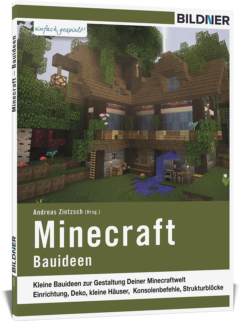 Minecraft Bauideen Buch Jetzt Bei Weltbild At Online Bestellen