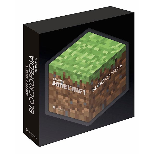 Minecraft Blockopedia Buch versandkostenfrei bei Weltbild.de ...