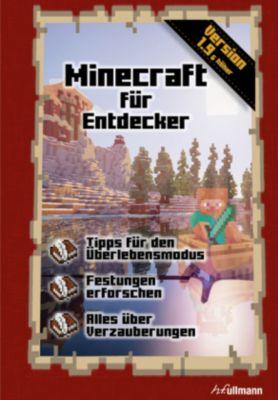 Minecraft für Entdecker, Stéphane Pilet
