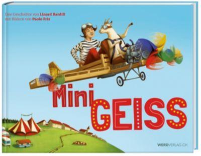 Mini Geiss, Linard Bardill, Paolo Friz