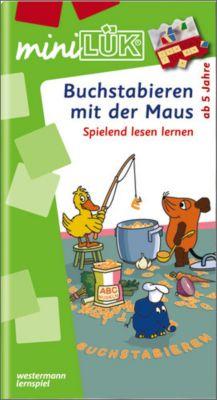 mini Lük - Buchstabieren mit der Maus - Klaus Henkelmann pdf epub