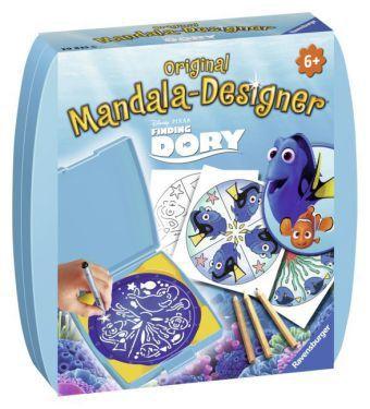 Mini Mandala-Designer Finding Dory