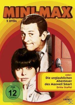 Mini-Max oder: Die unglaublichen Abenteuer des Maxwell Smart - Dritte Staffel