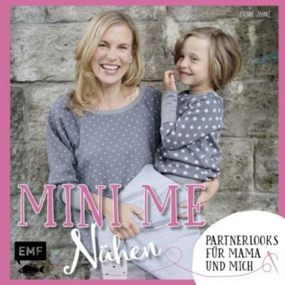Mini-Me Nähen, Yvonne Jahnke