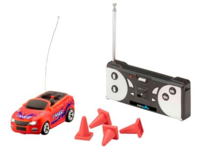 Mini RC Car - Cabrio rot
