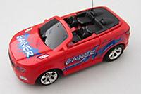 Mini RC Car - Cabrio rot - Produktdetailbild 1
