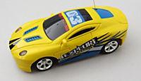 Mini RC Car - Sportwagen gelb - Produktdetailbild 2