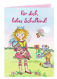 Mini-Schultüte - Alles Liebe zum Schulanfang! - Prinzessin Lillifee - Produktdetailbild 4