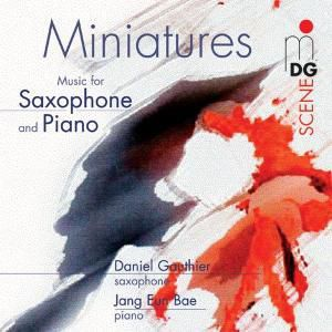 Miniatures, Daniel Gauthier, Jang Eun Bae