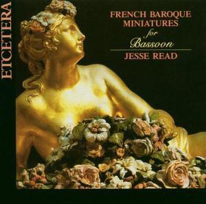 Miniatures For Bassoon, J. Read, K. Flint, D. Mcnames