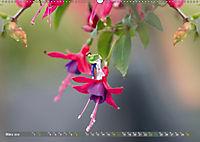 Miniaturfiguren in der Makrowelt ...ganz gross im Garten (Wandkalender 2019 DIN A2 quer) - Produktdetailbild 3