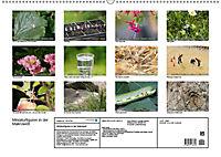 Miniaturfiguren in der Makrowelt ...ganz groß im Garten (Wandkalender 2019 DIN A2 quer) - Produktdetailbild 13