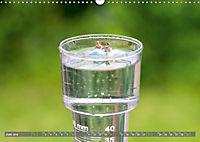 Miniaturfiguren in der Makrowelt ...ganz gross im Garten (Wandkalender 2019 DIN A3 quer) - Produktdetailbild 6