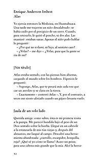 Minificciones; Minigeschichten aus Lateinamerika - Produktdetailbild 5